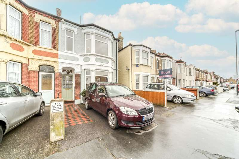 4 Bedrooms Semi Detached House for sale in Morland Road, Croydon, CR0