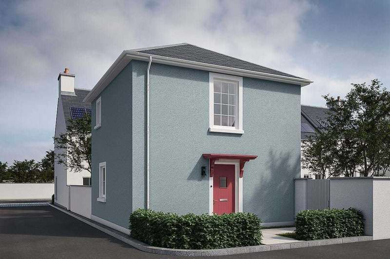 2 Bedrooms Detached House for sale in The Gordon, Chapleton, Stonehaven, Aberdeenshire, AB39