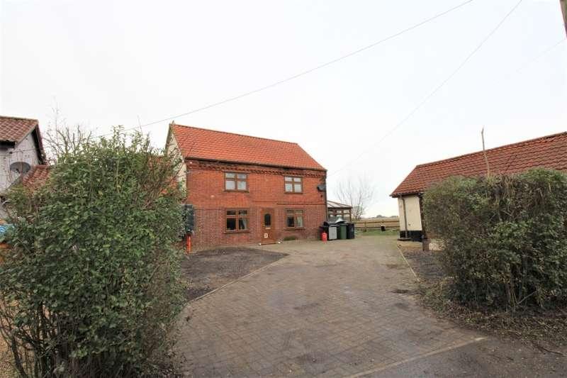 Detached House for sale in Duck Farm, Wood Lane, Little Ellingham, Attleborough, Norfolk