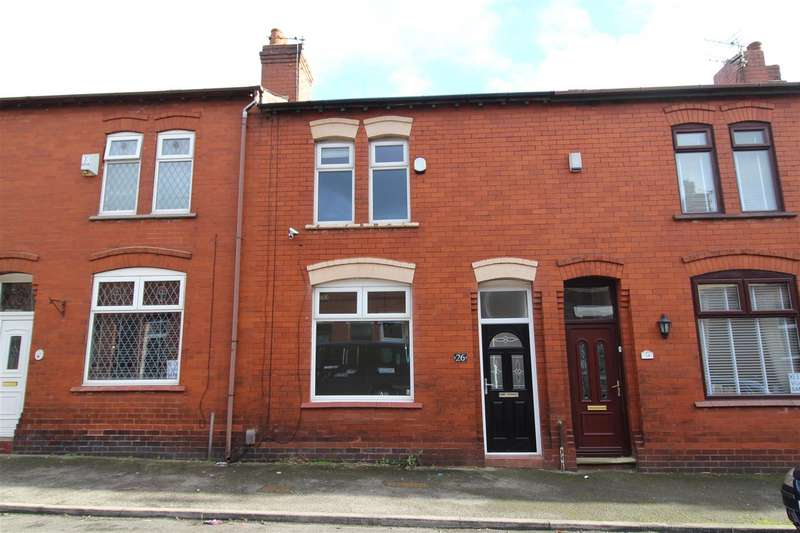 2 Bedrooms Terraced House for sale in Ratcliffe Street, Springfield, Wigan. WN6 7LT.