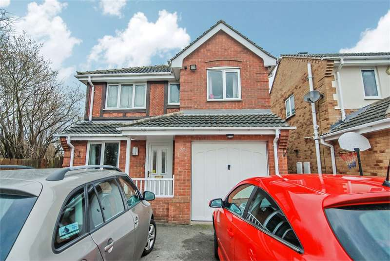 4 Bedrooms Detached House for sale in Long Acre, BARNSLEY, South Yorkshire