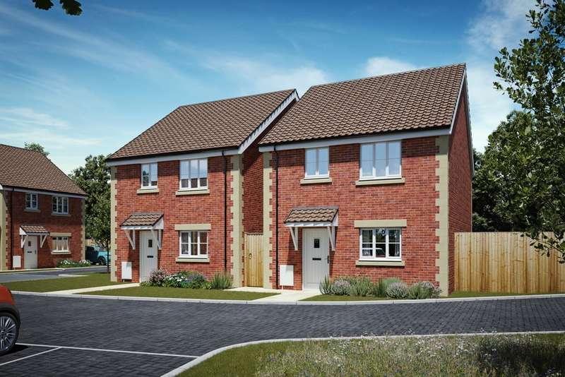 3 Bedrooms Detached House for sale in Merretts Court, Snarlton Lane