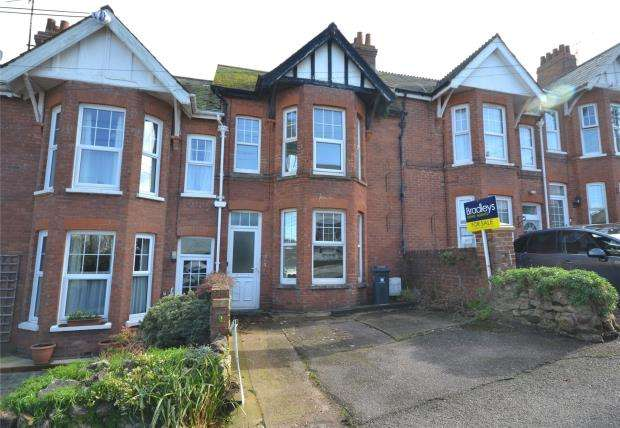3 Bedrooms Terraced House for sale in Victoria Place, Budleigh Salterton, Devon