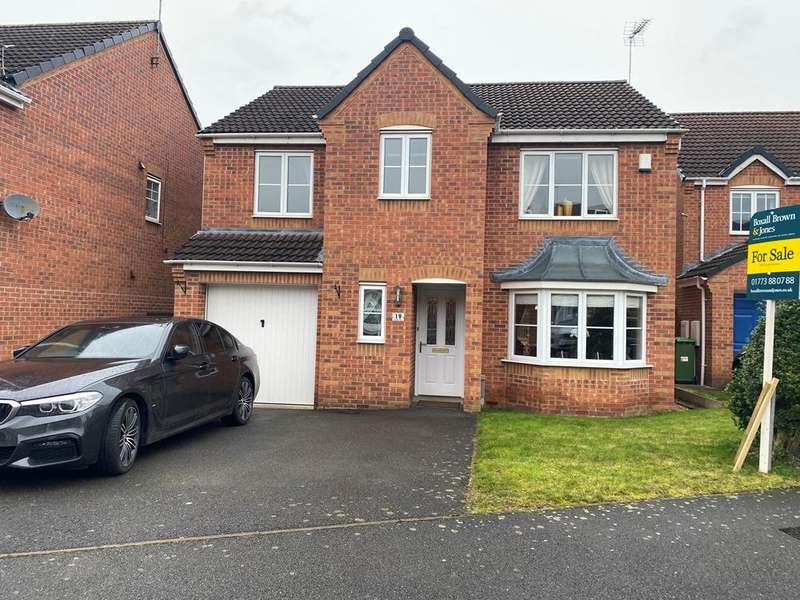 5 Bedrooms Detached House for sale in Sapphire Drive, Denby