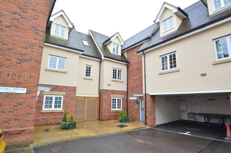 2 Bedrooms Flat for sale in Dame Mary Walk, Halstead