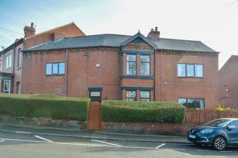 3 Bedrooms Terraced House for sale in Church Lane, Normanton