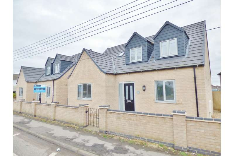 3 Bedrooms Detached House for sale in Spalding Common, Spalding, Lincolnshire