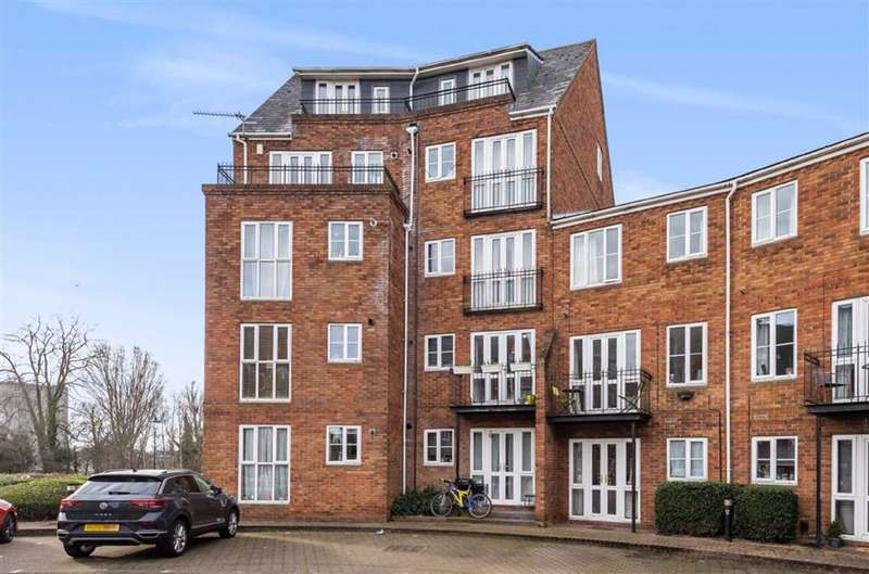 1 Bedroom Flat for sale in Sovereigns Quay, Bedford