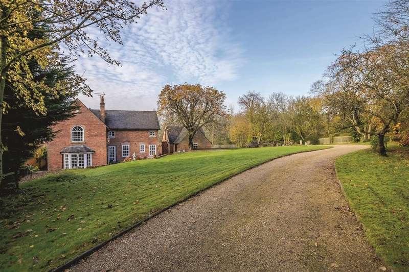 5 Bedrooms House for sale in Ashbourne Green, Ashbourne, Derbyshire