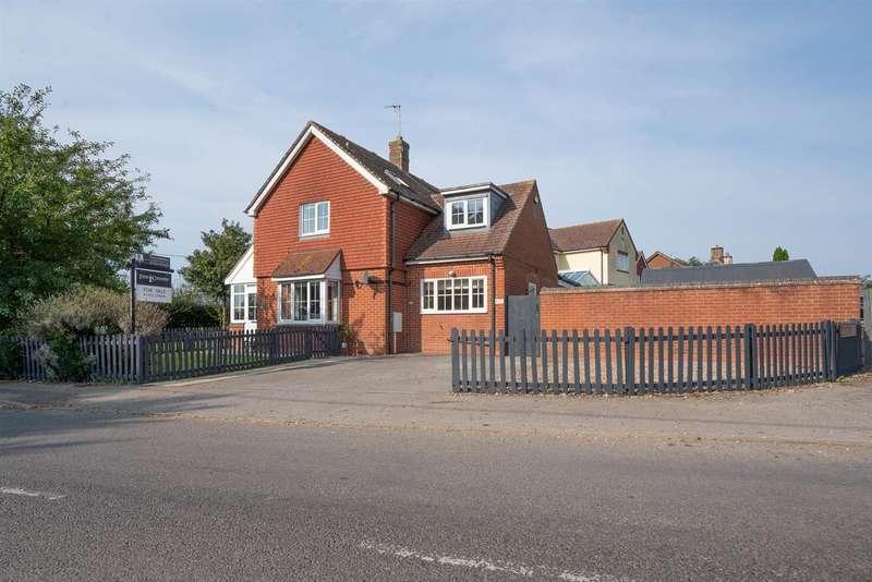 4 Bedrooms Detached House for sale in Grainge Close, Westbury, Brackley, Northamptonshire
