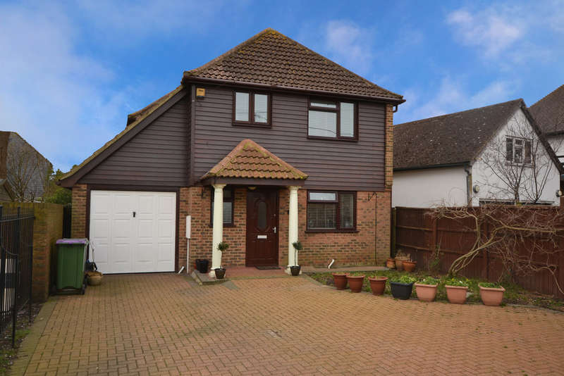 4 Bedrooms Detached House for sale in Spitalfield Lane, New Romney