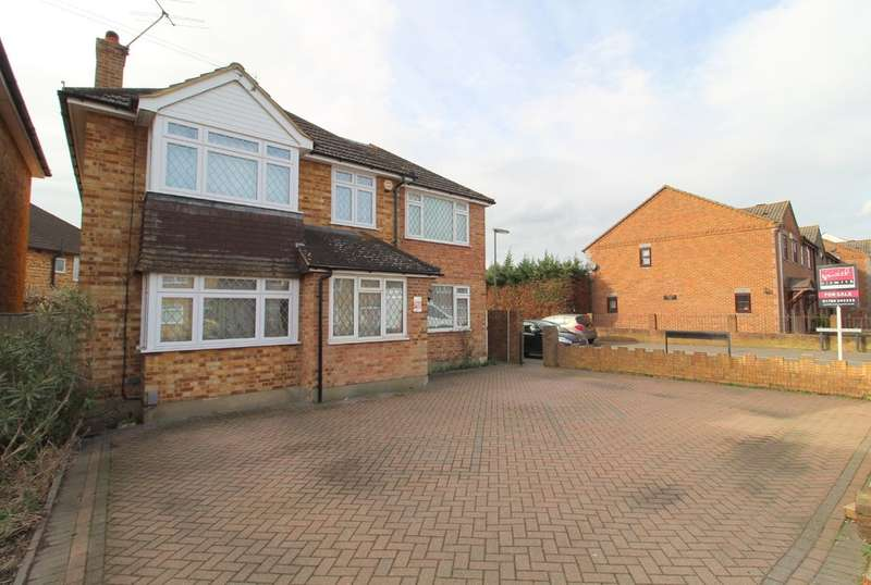 5 Bedrooms Detached House for sale in Stanwell Road, Ashford