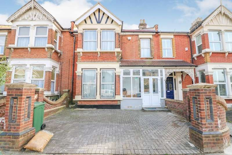 6 Bedrooms Terraced House for sale in Stanhope Gardens, Ilford, IG1
