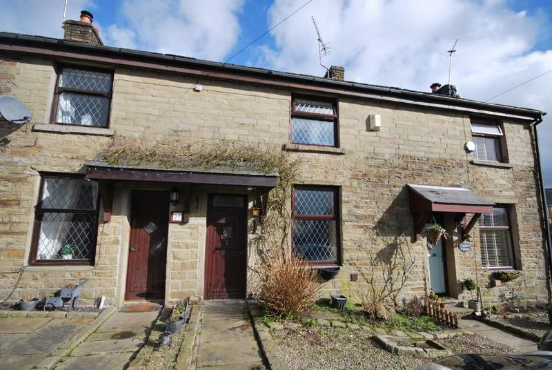 2 Bedrooms Cottage House for sale in Gincroft Lane, Ramsbottom, Bury