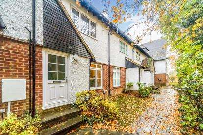 2 Bedrooms Terraced House for sale in Creamery Court, Letchworth Garden City, Hertfordshire, England