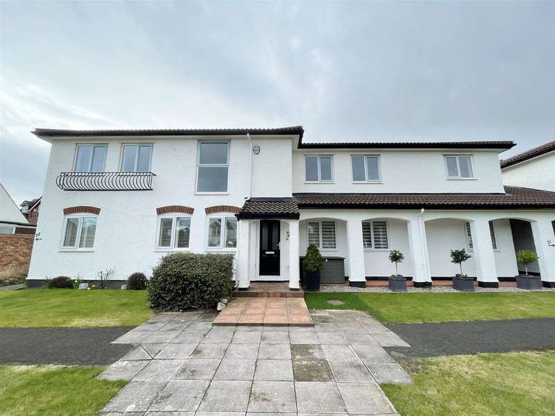 2 Bedrooms Apartment Flat for sale in Seville Court, Clifton Drive, Lytham