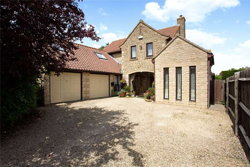 4 Bedrooms Detached House for sale in Bath Road, Atworth, Wiltshire, SN12