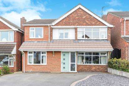 4 Bedrooms Detached House for sale in Holte Road, Atherstone, Warwickshire