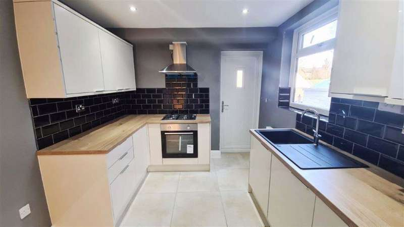 3 Bedrooms Terraced House for sale in Manchester Road, Audenshaw, Manchester