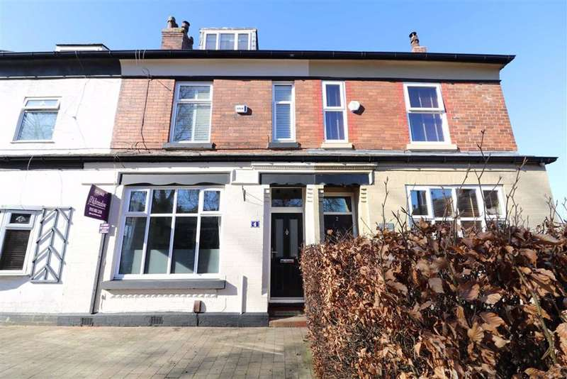 3 Bedrooms Terraced House for sale in Chorlton Green, Chorlton, Manchester, M21