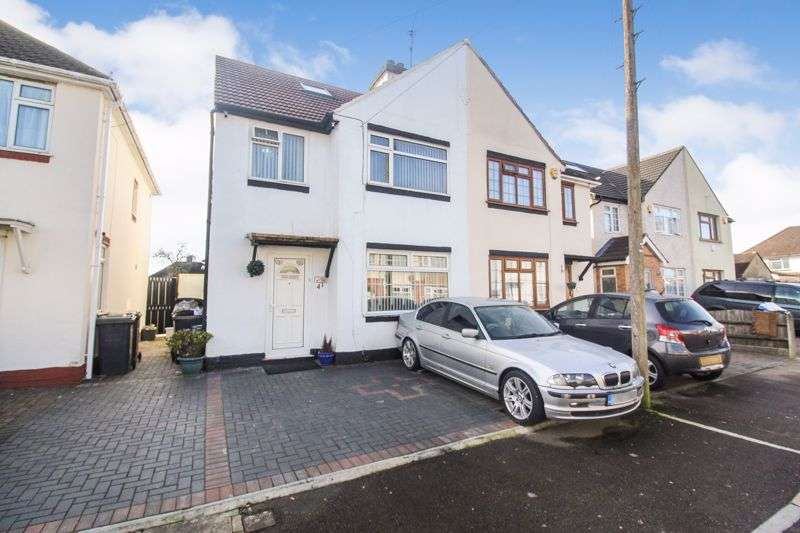 5 Bedrooms Property for sale in Weatherby Road, Luton