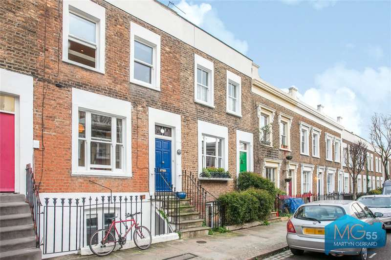 2 Bedrooms Maisonette Flat for sale in Alma Street, Kentish Town, London, NW5