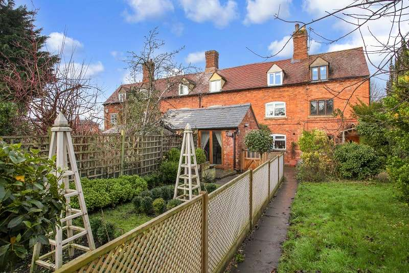 2 Bedrooms Terraced House for sale in The Terrace, Mickleton, Chipping Campden, Gloucestershire. GL55 6SL