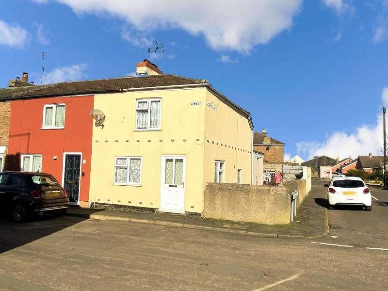 2 Bedrooms End Of Terrace House for sale in Lime Street, Sutton Bridge, Spalding, Lincs, PE12 9UL