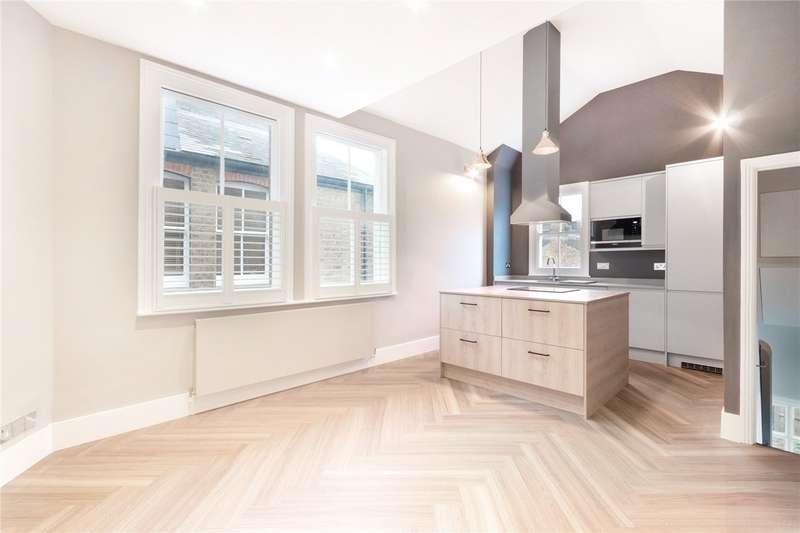4 Bedrooms Maisonette Flat for sale in Welham Road, London, SW16