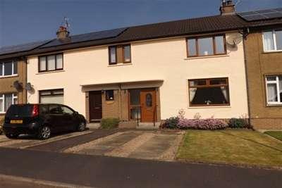3 Bedrooms Terraced House for rent in Stevenson Street, Gargunnock, Stirling