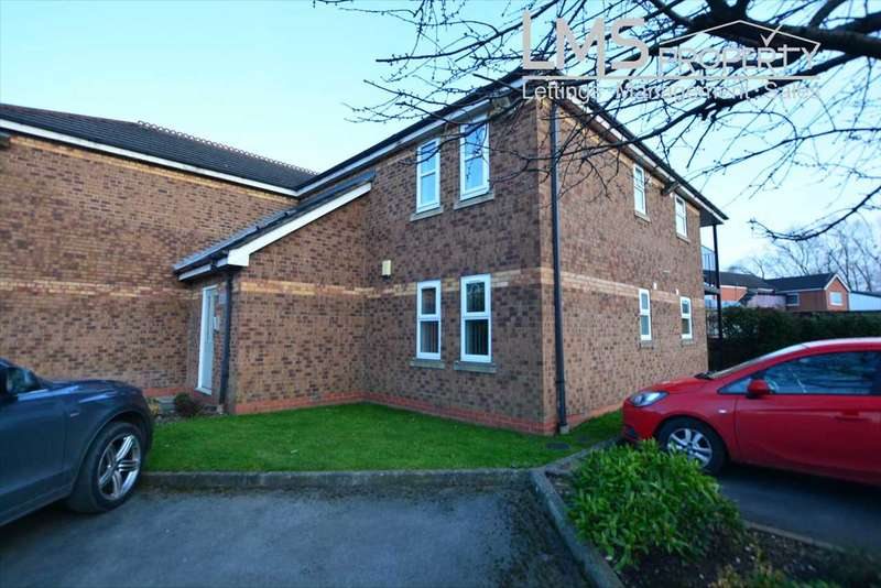 1 Bedroom Apartment Flat for sale in Maple Court, Winsford