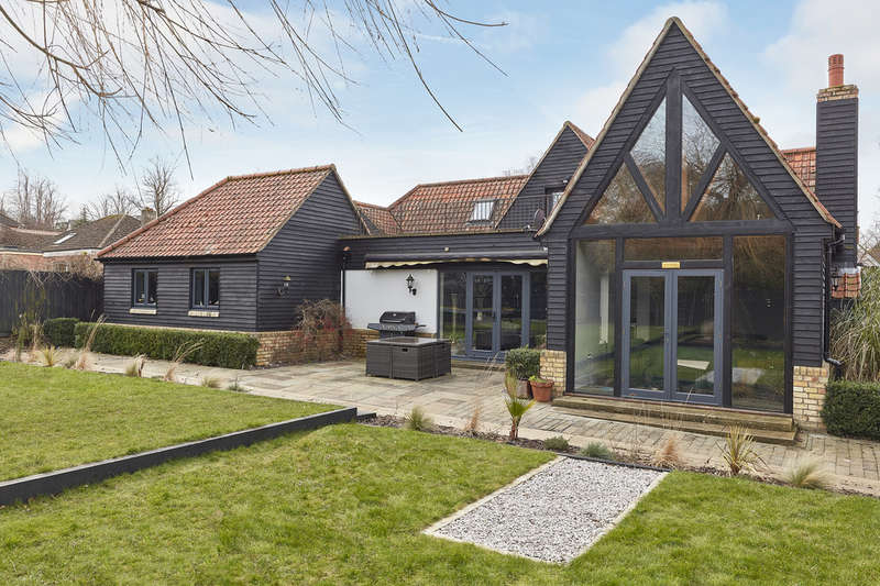 5 Bedrooms Detached House for sale in Newmarket, Suffolk