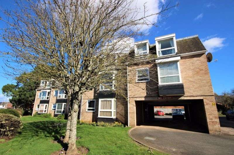 2 Bedrooms Apartment Flat for sale in Alphington Village, Exeter