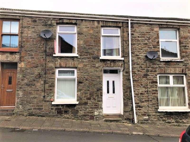 3 Bedrooms Terraced House for sale in West Street, Maesteg, Bridgend. CF34 9AF