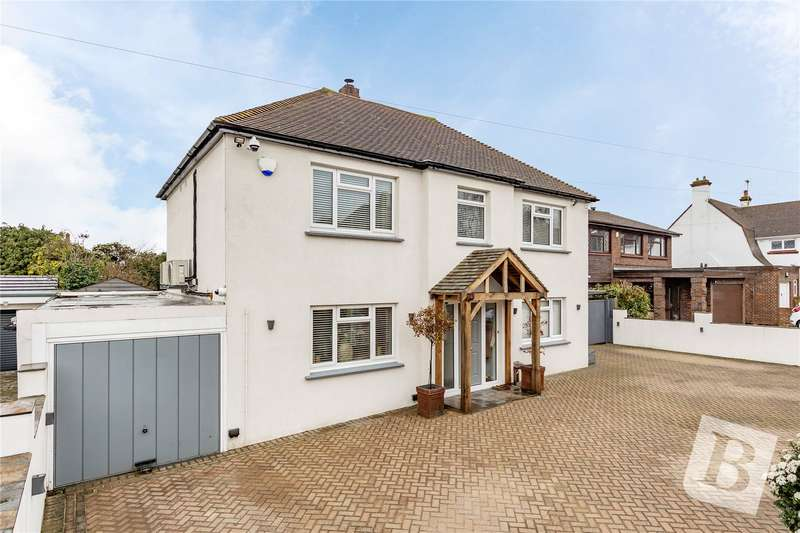 4 Bedrooms Detached House for sale in Orchard Avenue, Gravesend, DA11
