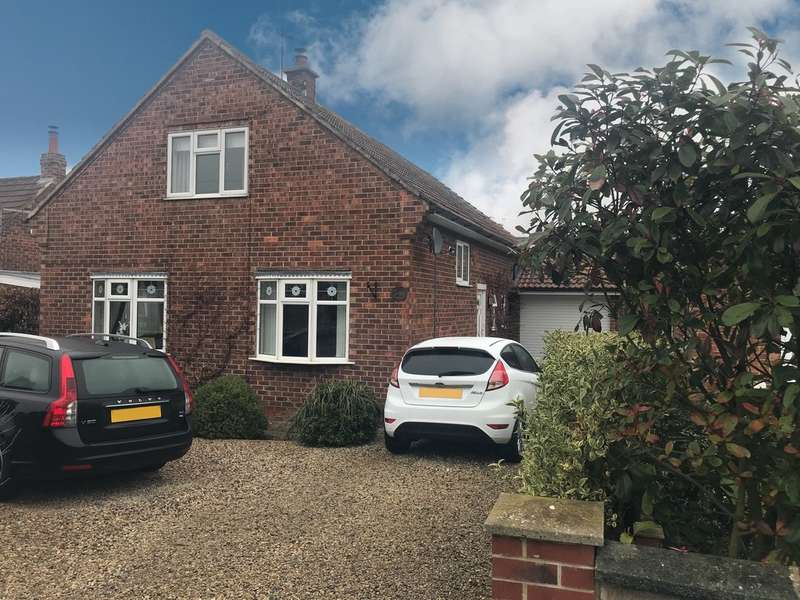 3 Bedrooms Detached House for sale in Millfield Avenue, Northallerton
