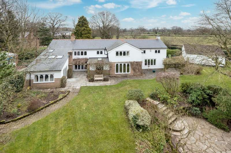 5 Bedrooms House for sale in 5 bedroom House Detached in Christleton