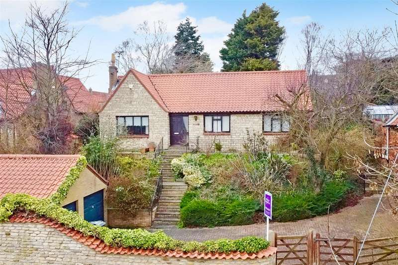 4 Bedrooms Detached House for sale in Washdyke Lane, Fulbeck, Grantham