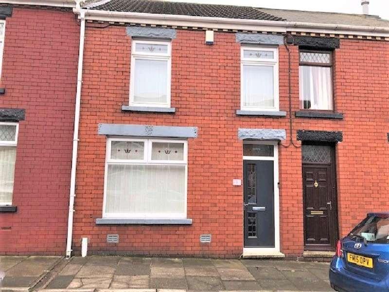 3 Bedrooms Terraced House for sale in Temple Street, Maesteg, Bridgend. CF34 9YY