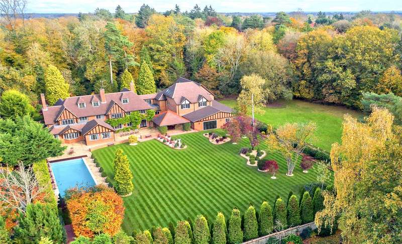 12 Bedrooms Detached House for sale in Nightingales Lane, Chalfont St. Giles, Buckinghamshire, HP8