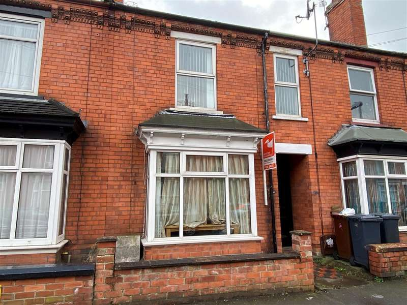 3 Bedrooms Terraced House for sale in Pennell Street, Lincoln