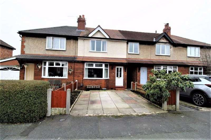 2 Bedrooms Terraced House for sale in Acacia Avenue, Knutsford, Cheshire