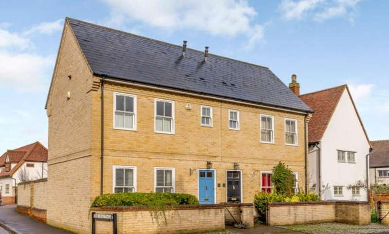 3 Bedrooms Semi Detached House for sale in Church Street, Gamlingay, SG19