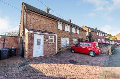 3 Bedrooms Semi Detached House for sale in Castlecroft Road, Luton, Bedfordshire, England