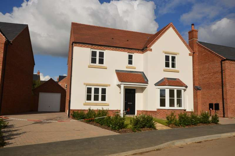 4 Bedrooms Detached House for sale in Kimcote Road, Gilmorton, Leics, LE17 5PB