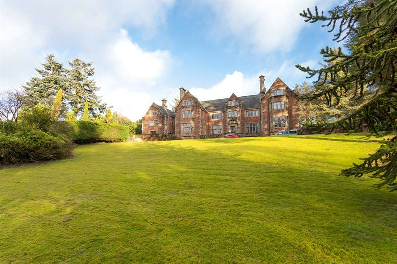 4 Bedrooms Apartment Flat for sale in 4 Carlung House, Carlung Estate, West Kilbride, North Ayrshire, KA23