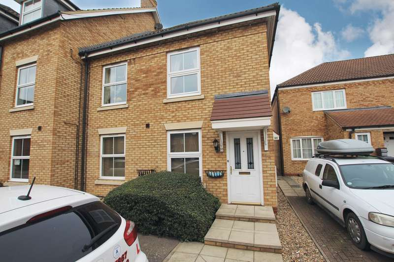 1 Bedroom Flat for sale in Cooks Way, Biggleswade, SG18