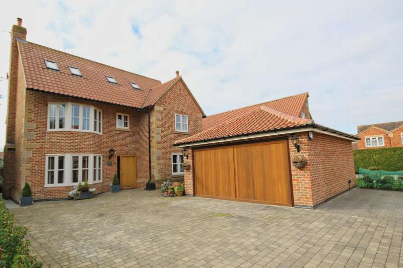 5 Bedrooms Detached House for sale in Mere Glen, Leconfield