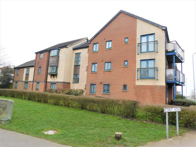 1 Bedroom Flat for sale in Stanley Avenue, Mablethorpe, LN12 1DR