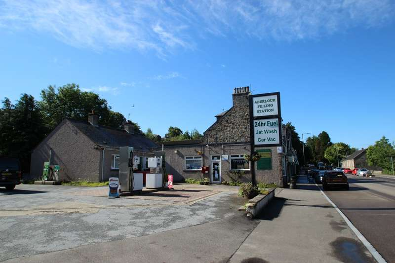Petrol Station Commercial for sale in High Street, Aberlour, AB38
